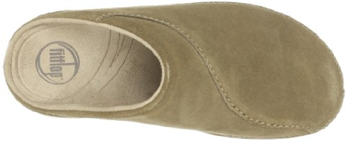 FitFlop Gogh Mujer Ante Zuecos