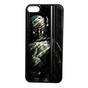Generic Boba Fett Star Wars image Fashion Cell Phone Case for iPod touch 6 Black HT_3911487