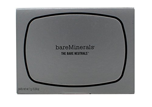 bareMinerals Ready 8.0 Eyeshadow Palette, The Bare Neutrals, 0.24 Ounce by Bare Escentuals