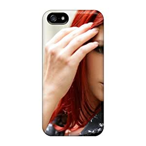 Hot Snap-on Girls Redheads Ariel Piper Hard Cover Case/ Protective Case For Iphone 5/5s