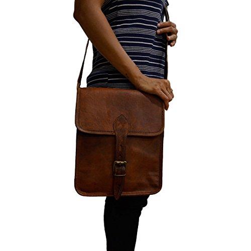 Mad Over Shopping, Brandneue Designer Tasche Echtes Leder Student Fashion Schulter Beste Sling Taschen