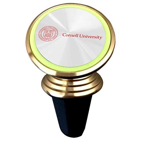Cornell University Logo Magnetic Phone Car Mount Luminous Noctilucent Light Phone Holder