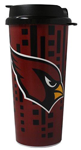 Mug Travel Cardinals - Memory Company Arizona Cardinals 16oz Travel Mug
