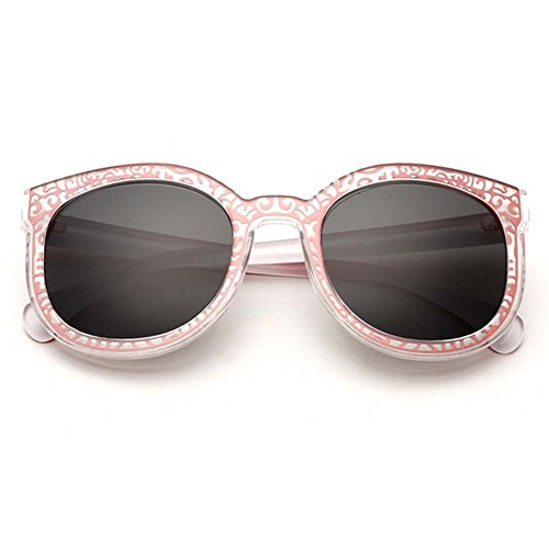 [My.Monkey 80's Classic Vintage Retro Fashion Korean Style Fun Pattern Wayfarer Sunglasses(C3)] (Womens Army Costumes Australia)