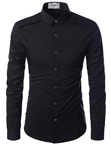 best undershirt for dress shirt - 4