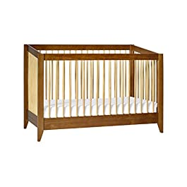 Babyletto Sprout 4-in-1 Convertible Crib with Todd...