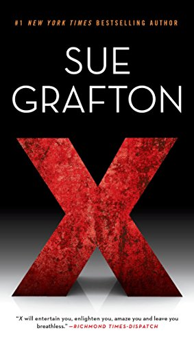 X (A Kinsey Millhone Novel)