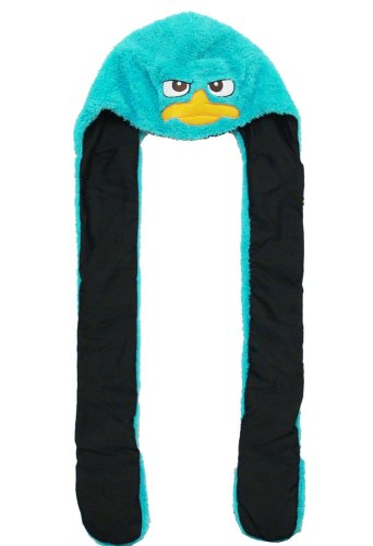 Phineas and Ferb Faux Fur Men's Snood
