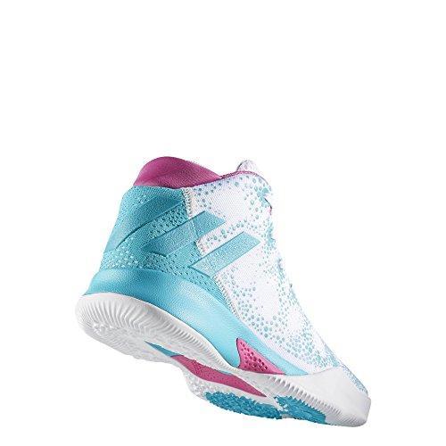 adidas Crazy Heat W, Zapatillas de Baloncesto para Mujer: Amazon.es: Zapatos y complementos