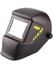 EXTOL CRAFT lashelm met normale zwarte lens