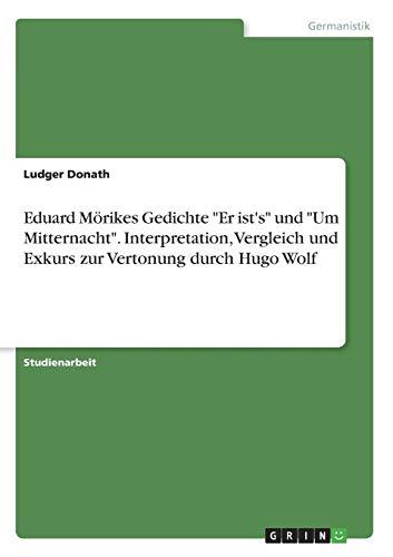 Eduard Mörikes Gedichte