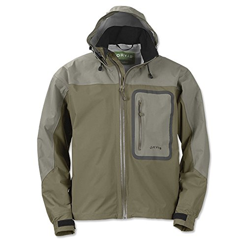 Packable Wading Jacket - Orvis Men's Encounter Wading Jacket, Large