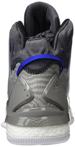 adidas D Rose 7 - Zapatillas de baloncesto para Hombre Gris