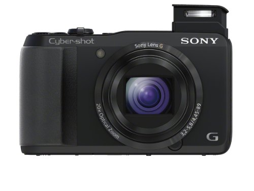 Sony Cyber-shot DSC-HX20V 18.2 MP Exmor R CMOS Digital Ca...