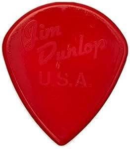 Dunlop Jazz III Pick Pack, Red Nylon,1.38mm