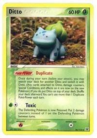 Pokemon - Ditto (36) - EX Delta Species - Reverse Holofoil
