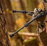 TRUGLO TAC-POD Carbon Pro Rifle Bipod with