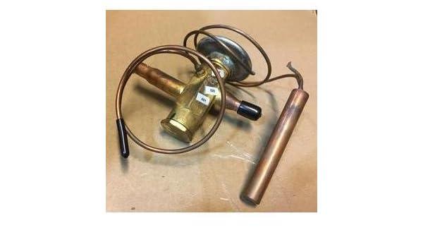 Emerson Climate Technologies HFNES 10 HW 100 10 TON Non-ADJ External Pressure LIMITING TXV
