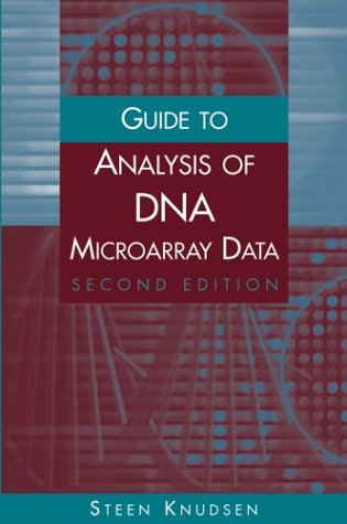 Guide to Analysis of DNA Microarray Data, Second Edition