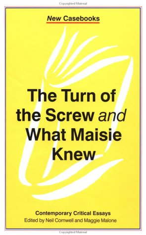 the turn of the screw critical essay by edmund wilson The governess in the turn of the screw essay 1110 words 5 pages one of the most critically discussed works in twentieth-century american literature, the turn of the screw has inspired a variety of critical interpretations since its publication in 1898.