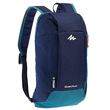 b73b2b4c0559 Image Unavailable. Image not available for. Colour  Quechua 10 Ltr Blue  Casual Backpack