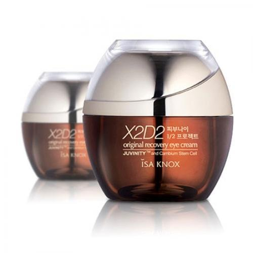 ISA KNOX X2D2 Original Recovery Eye Cream [Korean Import]