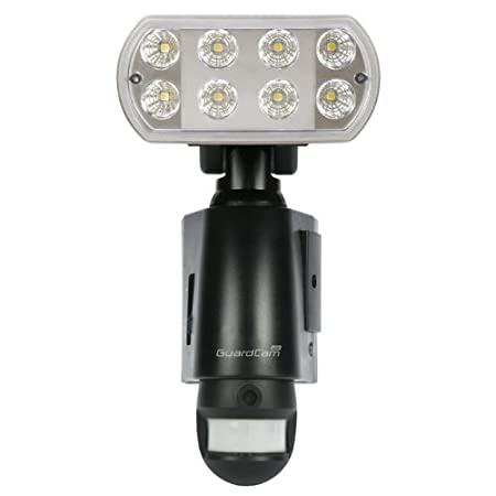 Guardcam led combined cctv camera and security flood light amazon guardcam led combined cctv camera and security flood light aloadofball Image collections