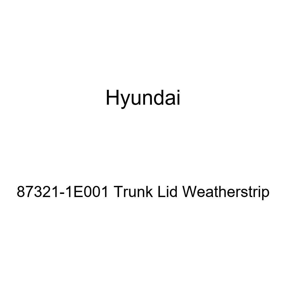 Genuine Hyundai 87321-1E001 Trunk Lid Weatherstrip