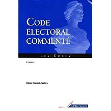 CODE ÉLECTORAL COMMENTÉ 8ED.