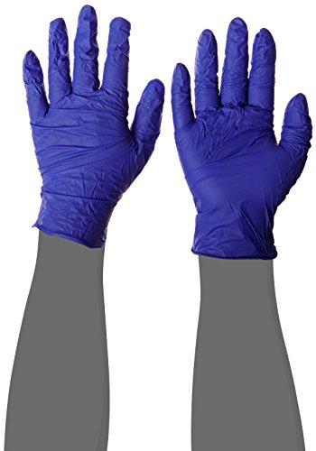 Microflex UF524L Ultraform Powder Free Nitrile Glove Size Large Box of 300 by Microflex (Image #2)