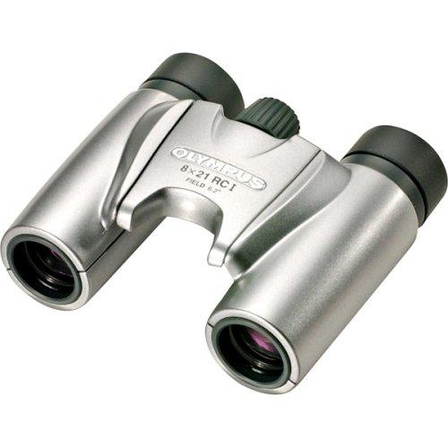 Olympus 8 x 21 RC I Silver Binoculars