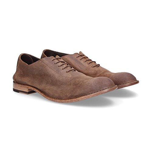 À Marron Chaussures Homme 11507BROWN PANTANETTI Lacets nYPqFxIAH