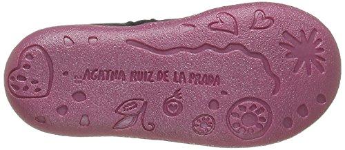 Agatha Ruiz De La Prada Mädchen 161922 Halbschaft Stiefel Blau (AZUL MARINO)