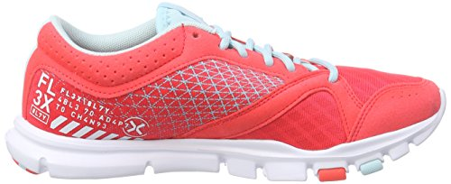 ReebokYourflex Trainette 7.0 - zapatillas deportivas mujer naranja - Orange (Neon Cherry/Cool Breeze/White)