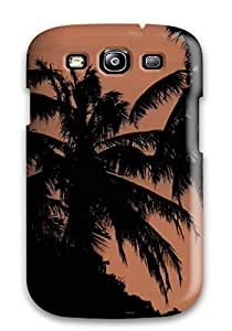[BsDqjEC3366jthoX] - New Paysage Palmiers Protective Galaxy S3 Classic Hardshell Case