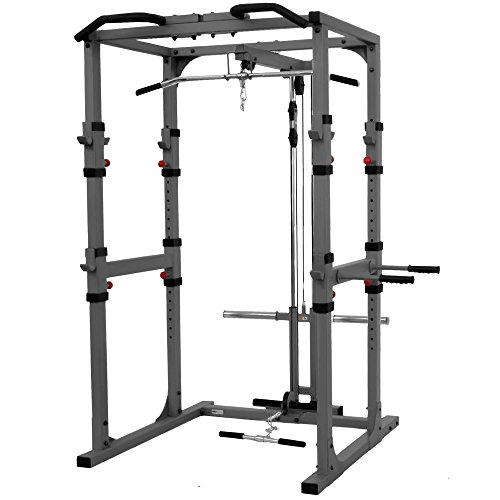 bench press with lat pulldown - 8