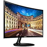 Samsung 23.5-Inch Curved Monitor CF390 Series - C24F390FHM