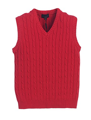V-Neck Boys Sweater - 3