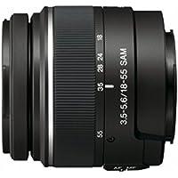 Sony 18-55mm f/3.5-5.6 SAM DT Standard Zoom Lens for Sony Alpha Digital SLR Cameras (Discontinued by Manufacturer) (Certified Refurbished)