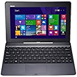 ASUS Transformer Book 10.1 Inch 2 in1 Touch Laptop T100TA-H1-GR Grey 2Gb RAM, 32GB SSD, 500GB HDD, Win 8.1