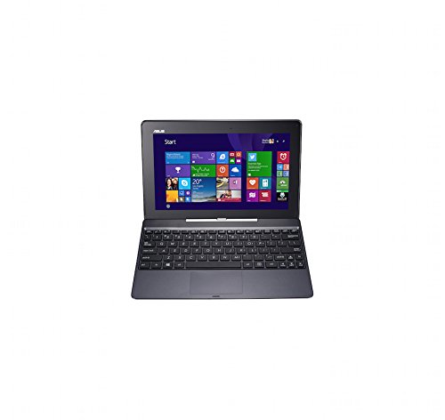 ASUS Transformer Book T100TA-C1-GR 10.1' Detachable 2-in-1 Touchscreen Laptop, 64GB (Grey)