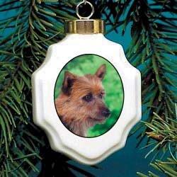 - Christmas Ornament: Australian Terrier