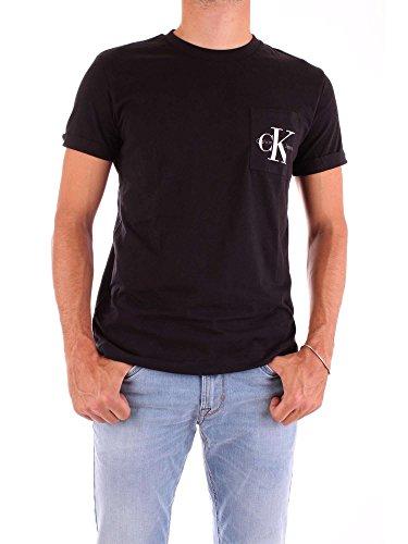 T Noir J30j306904 Homme Calvin Klein shirt 0qOwq84E
