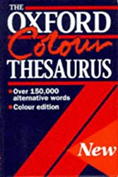 The Oxford Color Compact Thesaurus (Dictionary)