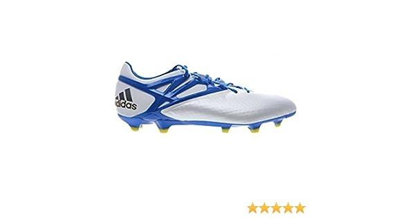White New Mens Adidas Adizero Messi Training Shorts Sports Soccer Fitness