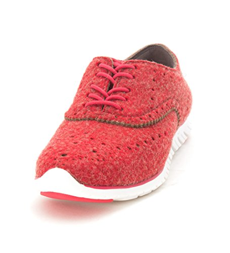 Womens Wool Cole Sneakers Low Lace up Red Haan Fashion Cosettesam Top OOrwqtRx5