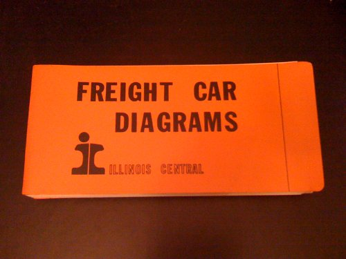 Freight Car Diagrams of the Illinois Central ()
