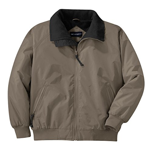 Port true Khaki Jacket Challenger Black Authority 4qwO6F
