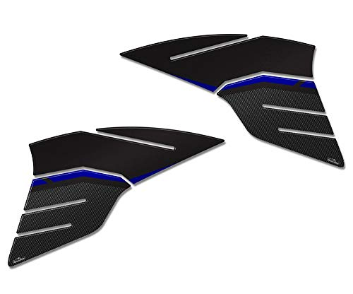 Tankpads voor Yamaha Tracer 900 2019, blauw
