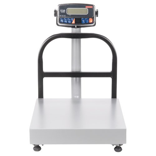 Torrey EQB 100/200 Bench Shipping Scale,200 lb X 0.05 lb,NTEP Legal For Trade,19''X15'' Platter,NEW